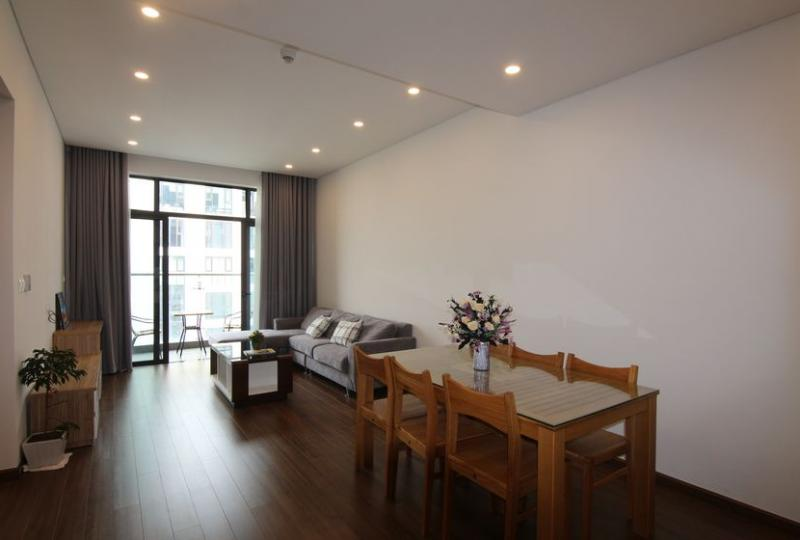 River view apartment at Ancora Residence Luong Yen 2 bedrooms