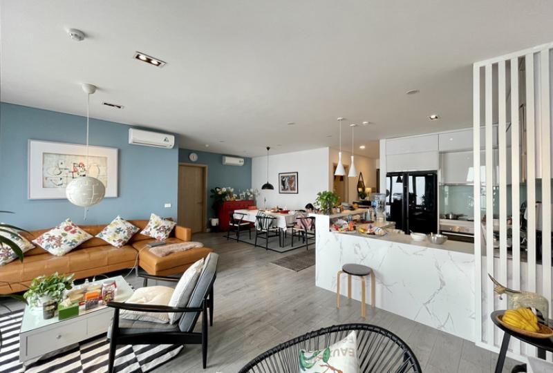 Riverside view 2 bedrooms 2 bathrooms apartment to rent in MIPEC