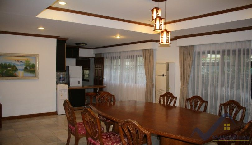 Secured villa in Tay Ho Hanoi with outdoor swimming pool