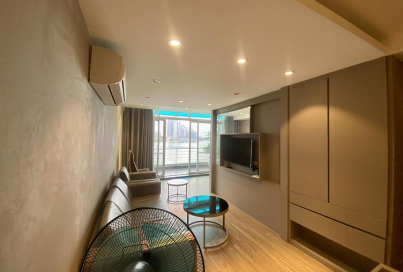 Separate reception room 1 bedroom apartment in Tay Ho for rent
