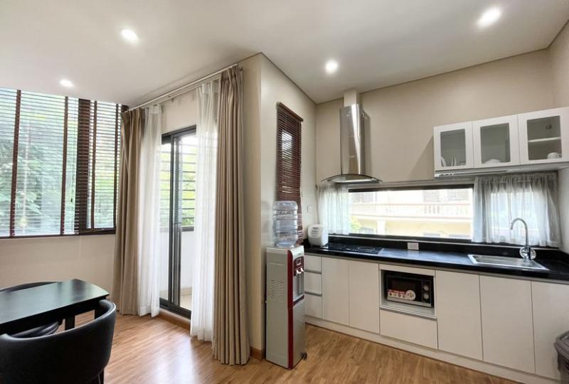 Serviced 01 bedroom apartment for rent Cau Giay Hanoi