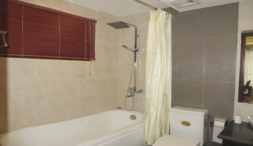 Serviced apartment 1 bedroom for rent in Ba Dinh, Dao Tan