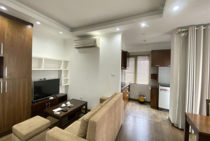 Serviced apartment in Cau Giay Hanoi for rent 01 bedroom
