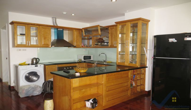 Serviced apartment in Tay Ho Westlake 3 beds WIFI included