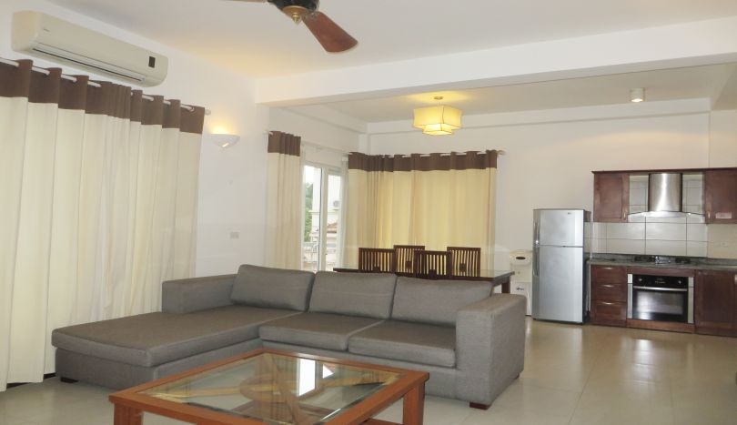 Serviced apartment with 2 bedroom for rent in Tay Ho, Hanoi
