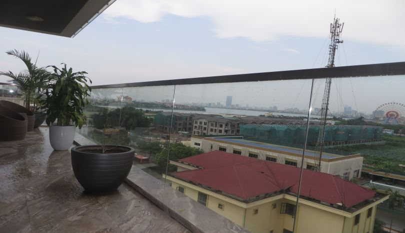 Serviced apartment with lake view 1 bedroom in Tay Ho