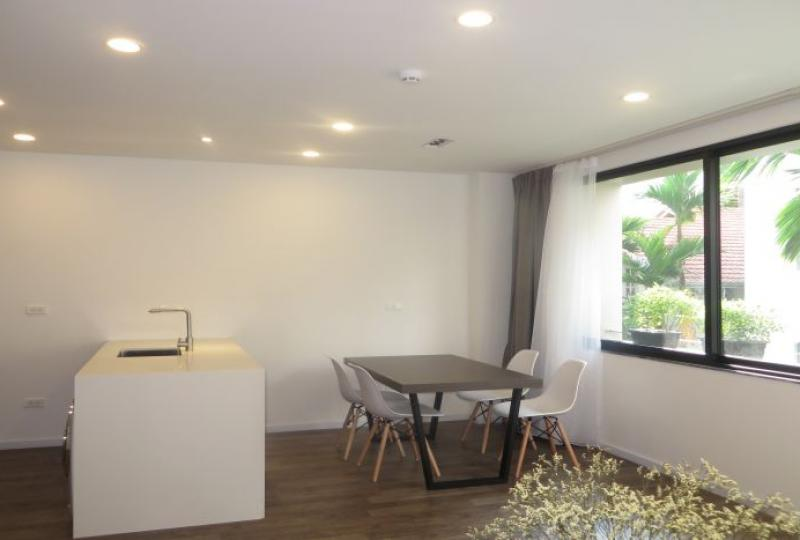 Spacious 02 BDs flat to rent in Tay Ho, fully furnished