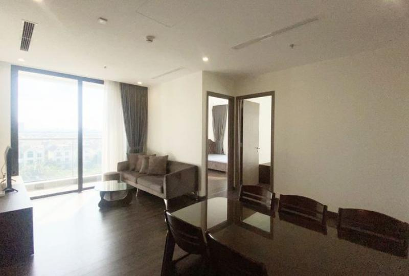 Spacious 03 bedroom apartment for rent in Vinhomes Symphony nearby BIS