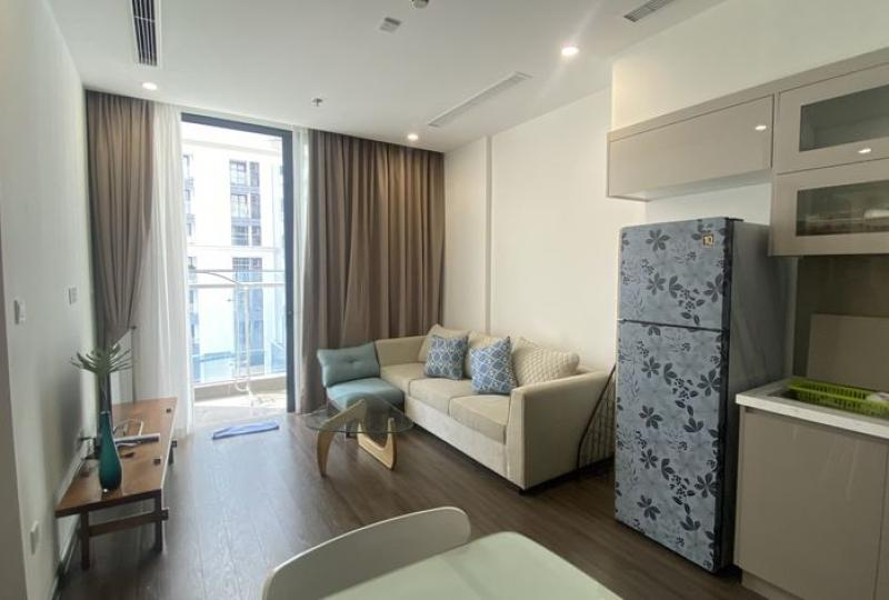 Spacious 2bed 1bath apartment for rent in Vinhomes Symphony