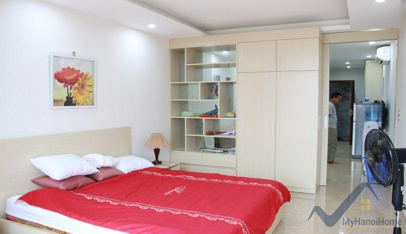 Spacious one bedroom apartment in Tay Ho, near Ciputra Hanoi
