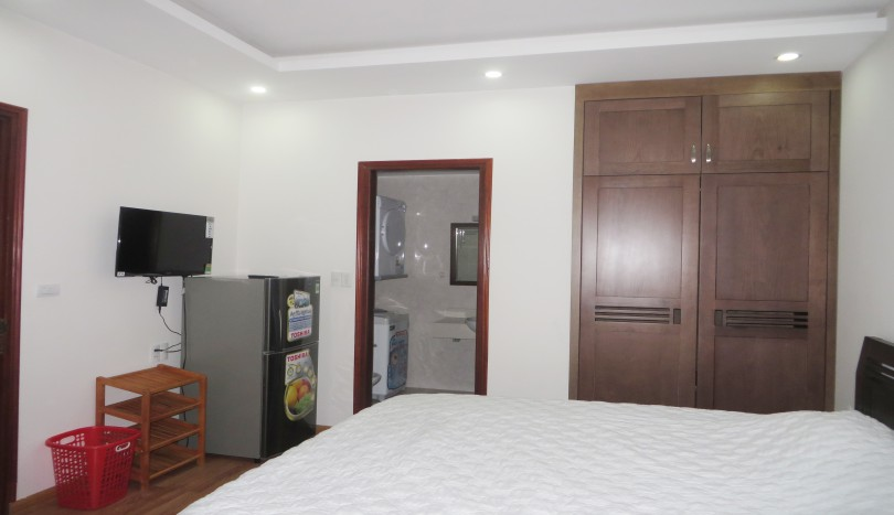 Studio apartment for rent in Cau Giay, Hoang Quoc Viet
