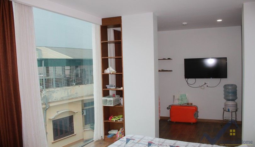 Studio apartment in Ba Dinh district for rent near Lotte
