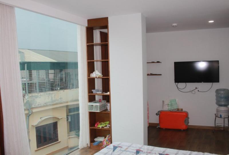 Studio apartment rental in Ba Dinh close to Lotte