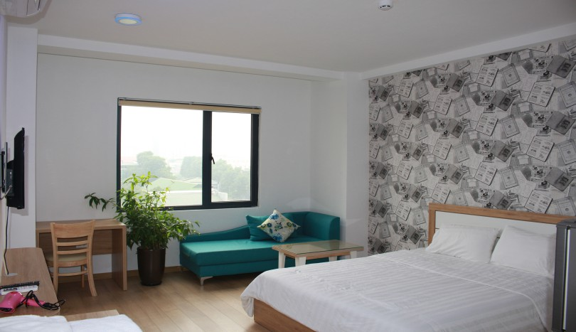 Studio for rent in Ba Dinh near Giang Vo Lake
