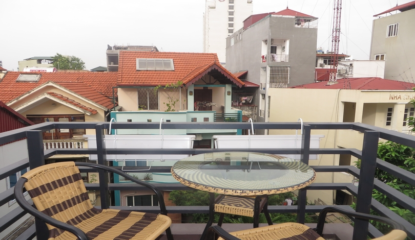 Studio with furnished to rent in Nghi Tam village