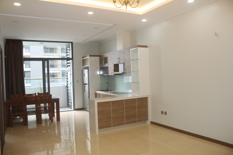 Stunning furnished Trang An Complex apartment rental in Cau Giay