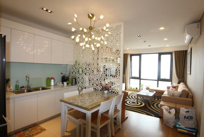 Stunning Mipec Riverside Long Bien apartment rent 2 bedrooms
