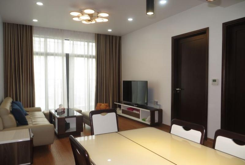 Sun Ancora Residence Luong Yen apartment rental 2 bedrooms