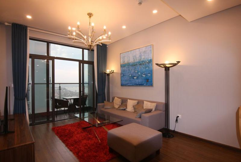 Sun Grand City Ancora 2bed apartment to rent comes with furnished