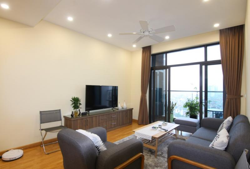 Sun Grand City Hai Ba Trung 3 bedrooms furnished River view