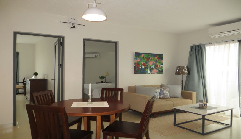 Tay Ho 2 bedroom apartment nearby Westlake bank to rent