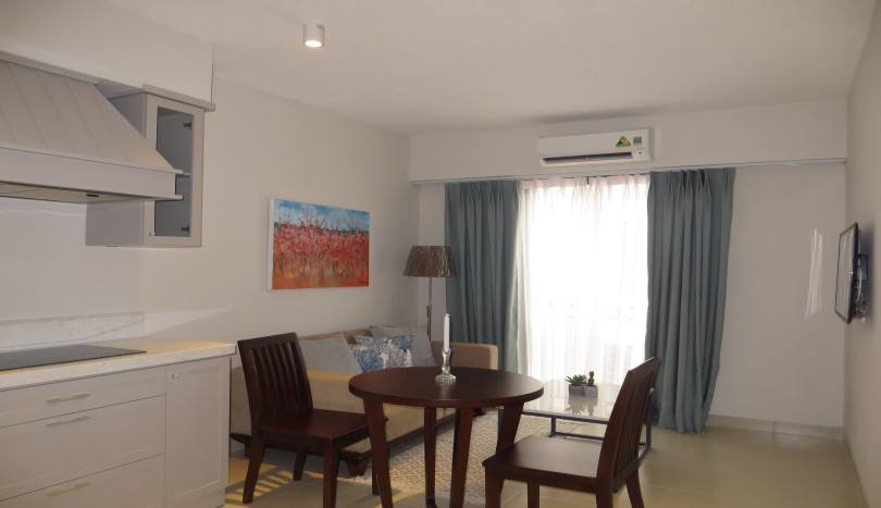 Tay Ho apartment rental with 1 bedroom, 1 bathroom, Westlake nearby