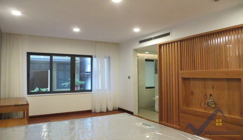 Tay Ho apartment with 2 bedrooms to rent in Nghi Tam village