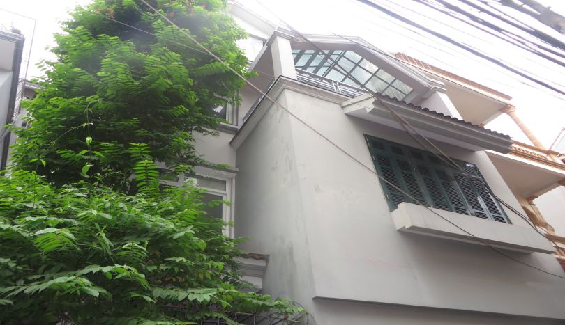 Tay Ho house for rent with 6 bedrooms in 5 floors