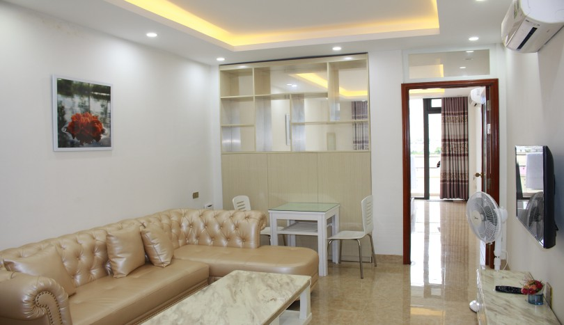 Tay Ho one bedroom apartment rental with services included 50m2