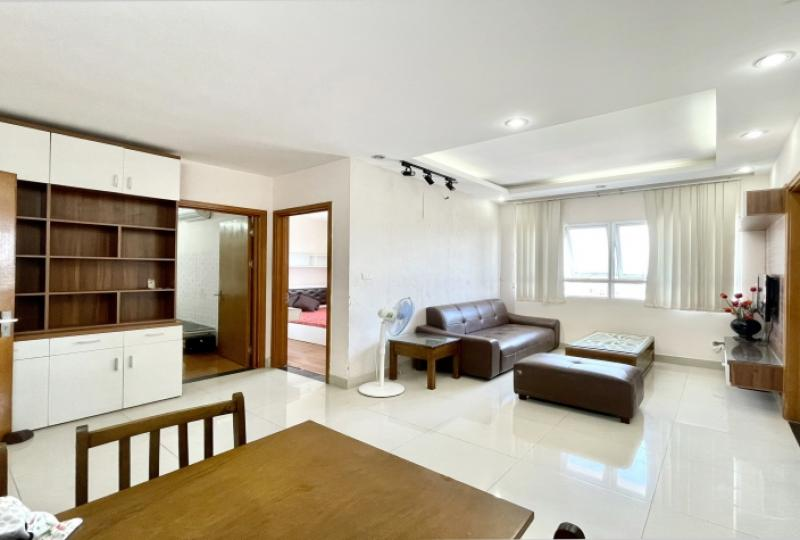 Thach Ban Him Lam 2 bedroom apartment in Long Bien