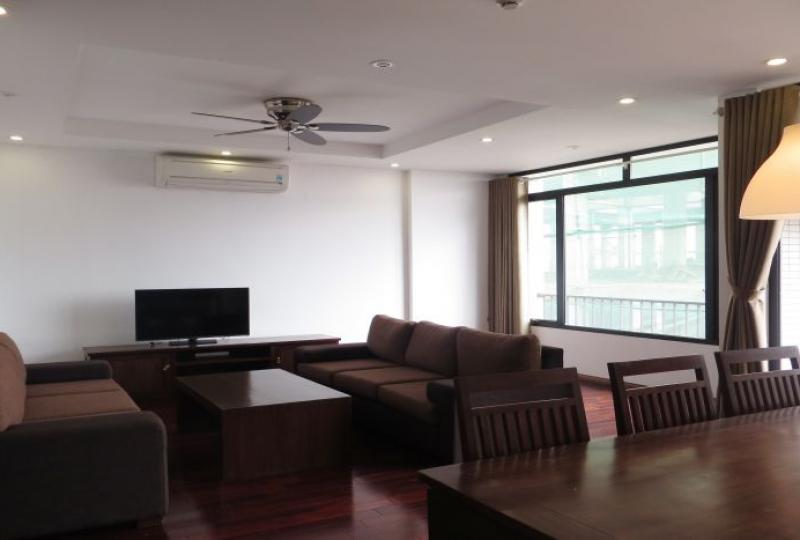 To Ngoc Van street: Duplex apartment for rent in Tay Ho