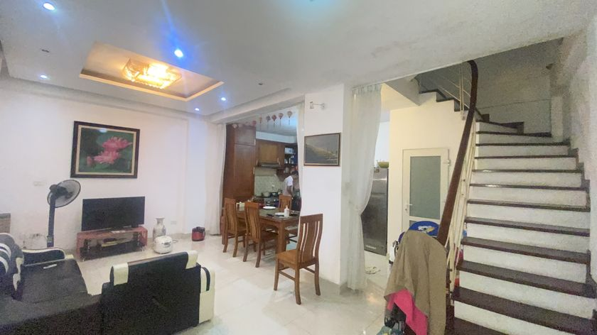 To Ngoc Van street furnished house to rent with motorbike access