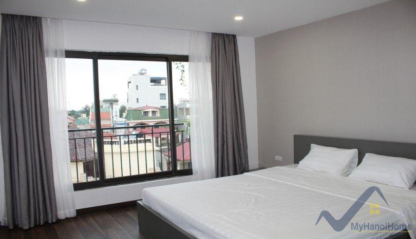 Top Floor Lakeview 01 Bedroom Apartment For Rent In Xuan Dieu