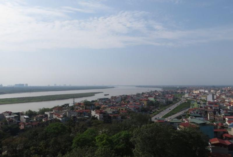 Tower A apartment in Mipec Riverside for rent with 2 bedrooms