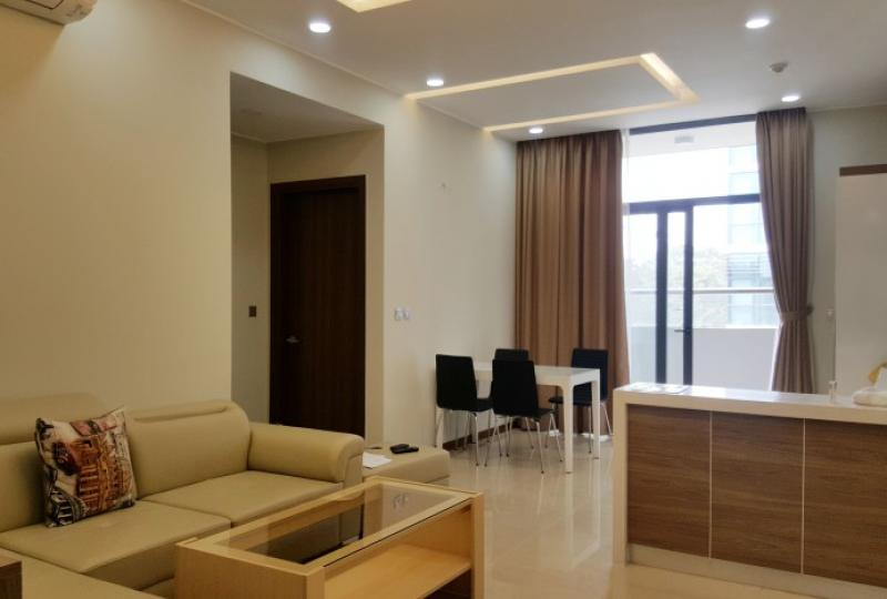 Trang An Complex apartment for rent 2 bedrooms furnished