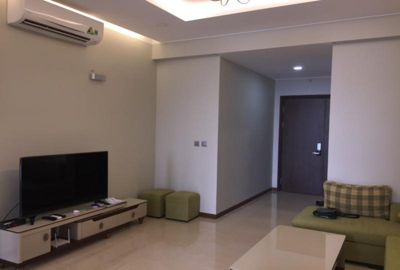 Trang An Complex apartment rent with 2 bedroom in Cau Giay
