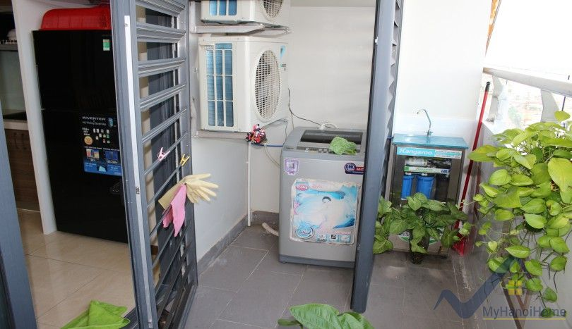 Trang An Complex apartment rental 2 bedrooms furnished city view