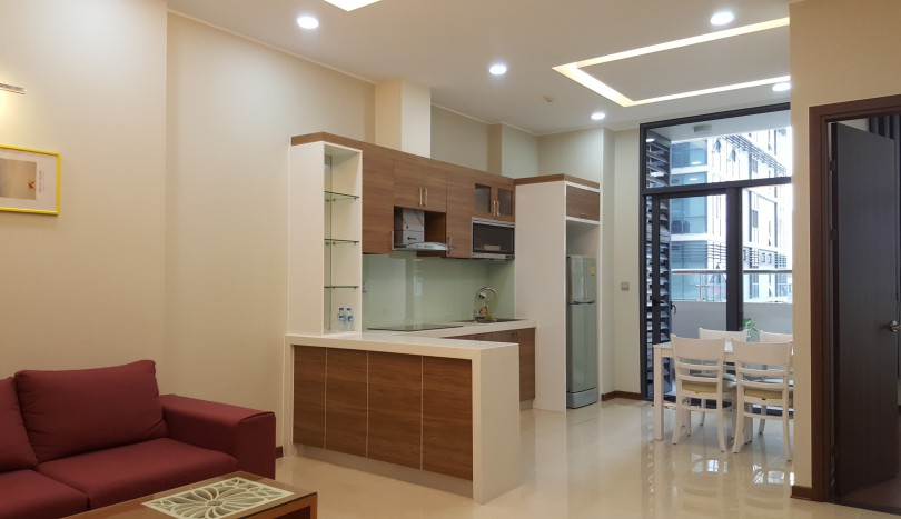 Trang An Complex apartment to rent 2 bedrooms 2 bathrooms