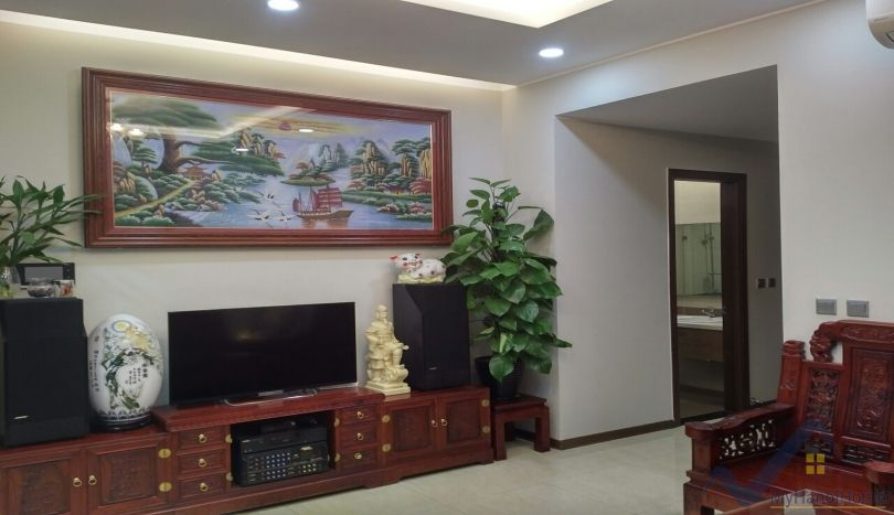 Trang An Complex Cau Giay two double beds one single beds