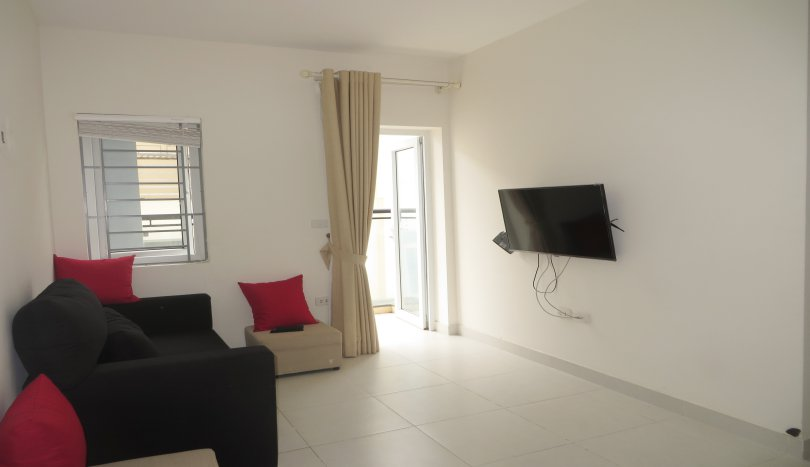 Trinh Cong Son 1 bedroom apartment to rent, close Water park