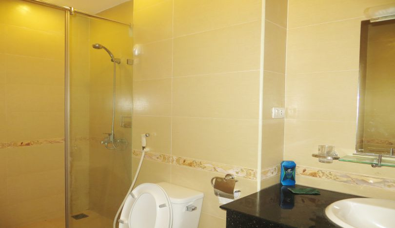 Truc Bach studio apartment for rent in Ba Dinh district