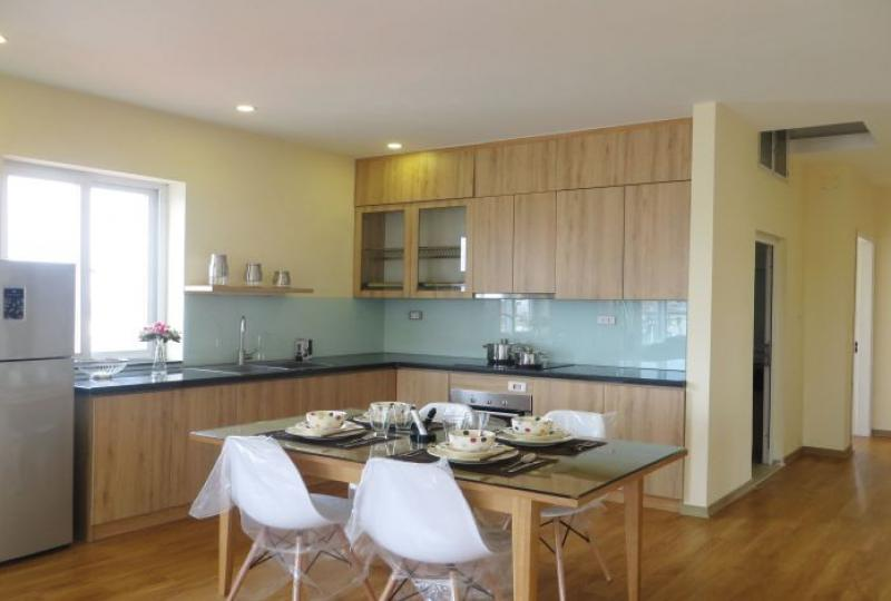 Truly stunning 3 bedroom to let in Tay Ho, 3 bathrooms