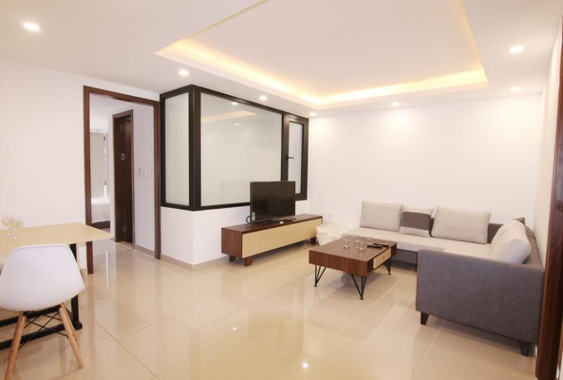 Two bedroom apartment in Truc Bach Hanoi for rent