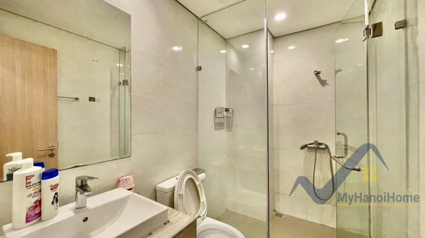 Unfurnished 2 Bedroom Apartment Rental In Mipec Riverside