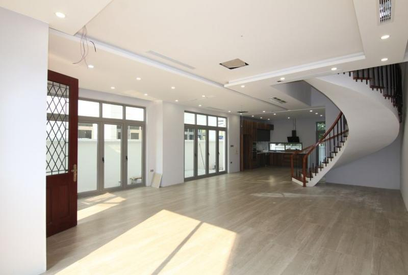 Unfurnished house Vinhomes Harmony in Nguyet Que area