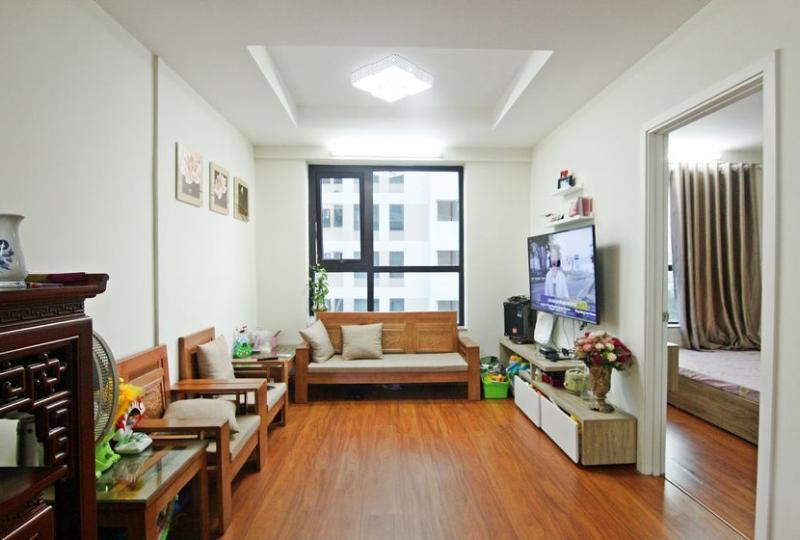 Valencia Garden Long Bien apartment 2 bedrooms 2 bathrooms furnished