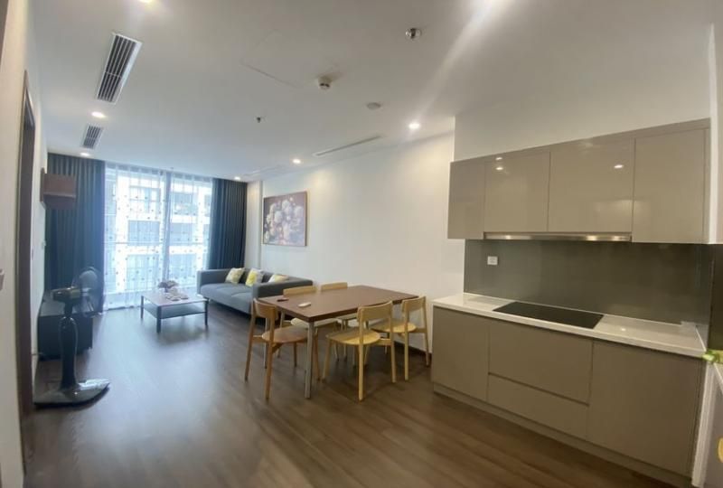 Vinhomes Symphony 2beds 2baths furnished apartment to rent
