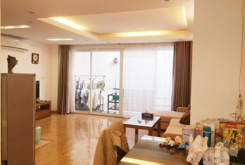 Warmly 01 bedroom apartment in Hoan Kiem Hanoi for rent