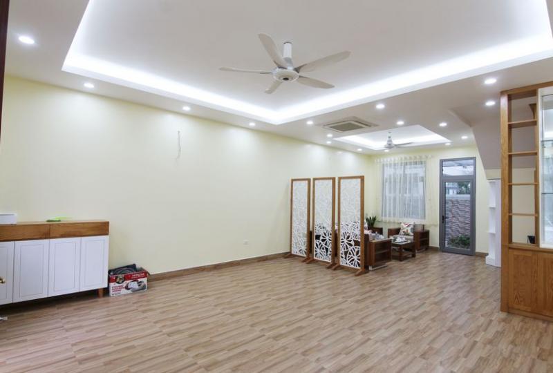 Biệt thự Vinhomes Harmony cho thuê gồm 3PN full nội thất