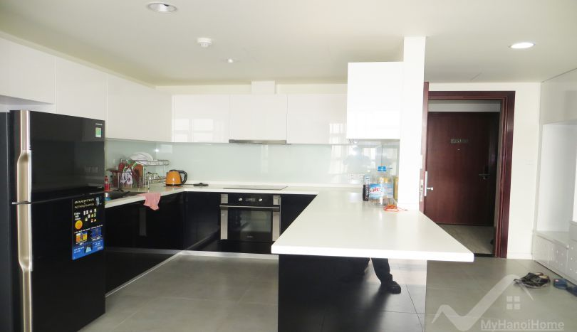 Watermark apartment Hanoi 2 bedrooms rental with fully furnished